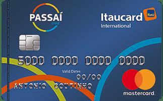 Passaí Itaucard International Mastercard