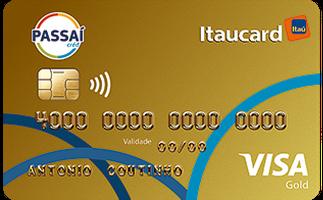 Passaí Itaucard Visa Gold
