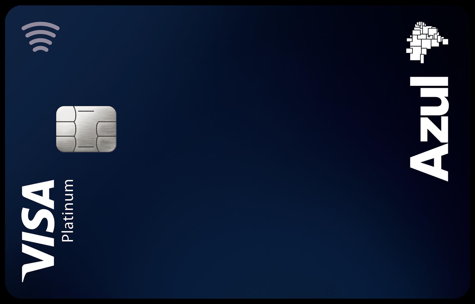 Azul Itaucard Platinum Visa