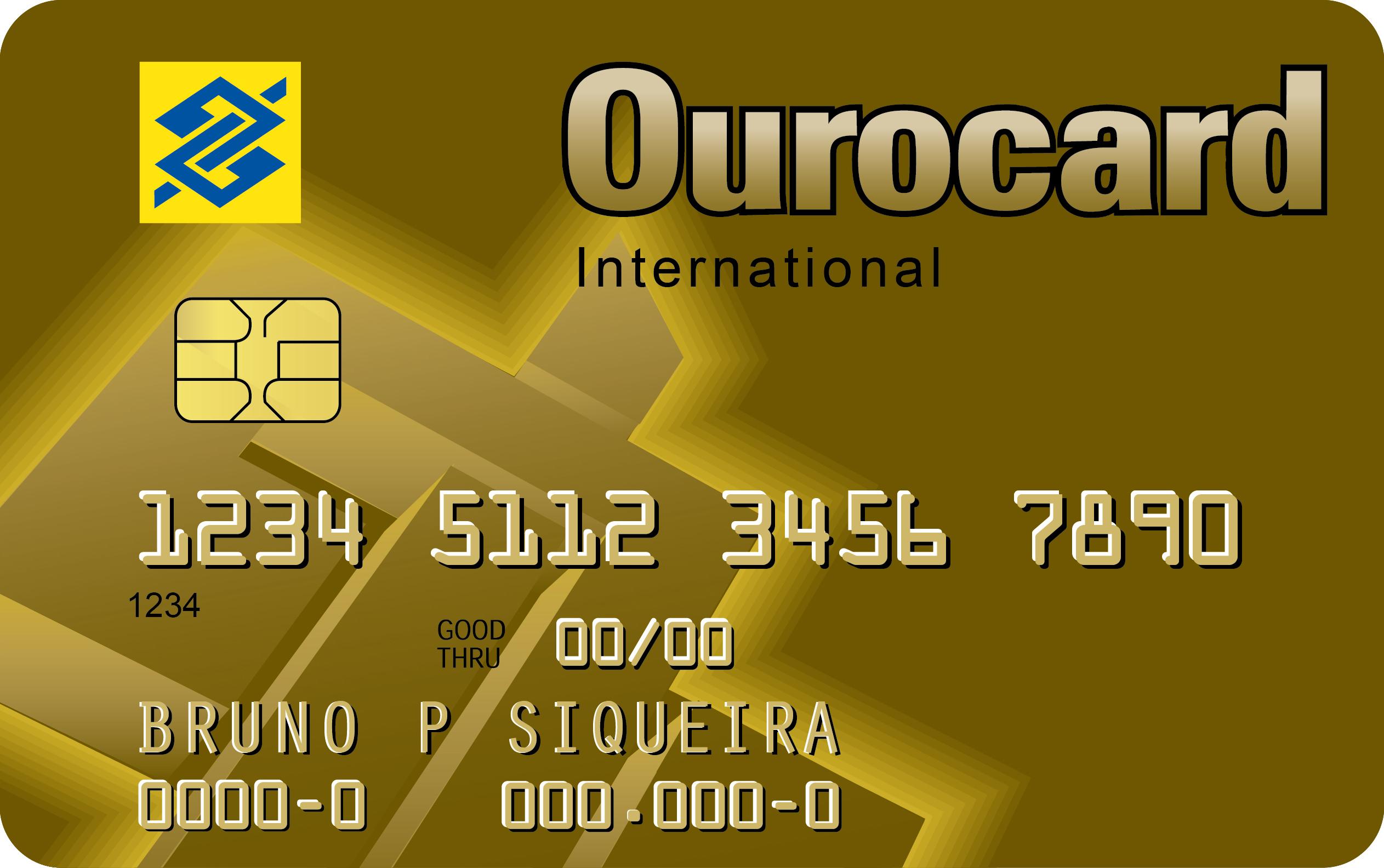 Cartão Ourocard Fácil Visa