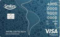 Cartão Smiles Platinum Visa