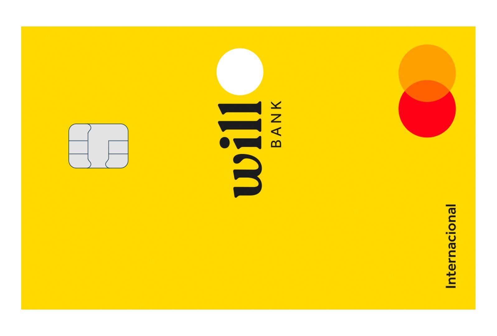 Cartão Will Bank
