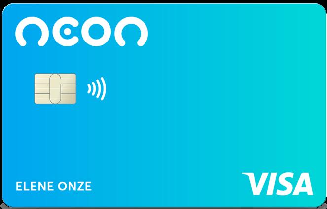 Cartão Conta Digital e Cartão de Crédito Neon