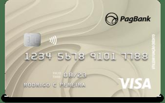 Cartão Cartão da Conta PagBank