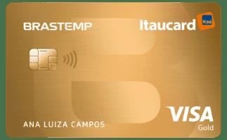 Brastemp Itaucard Gold Visa