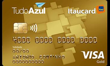 TudoAzul Itaucard Gold Visa